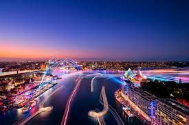Vivid Sydney attracted record half a million visitors over long weekend