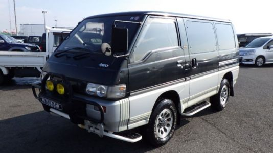 Mitsubishi Delica, Ford F-150 Lightning, Eagle Coach Bus: The Dopest Vehicles I Found For Sale Online