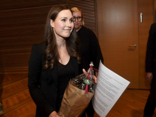 The rapid rise of Sanna Marin, the 34-year-old Finnish woman set to become the youngest serving world leader