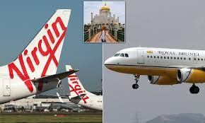 Virgin Australia all prepared to cut staff leisure travel arrangement with Royal Brunei