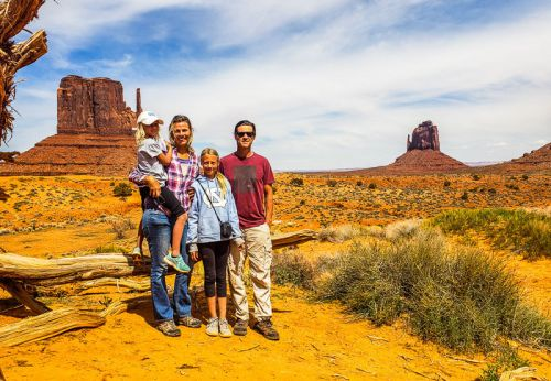 Week 18: Lake Powell, Antelope Canyon and Monument Valley