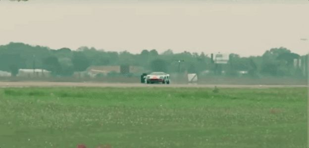 This Is What 300.4 MPH Looks Like