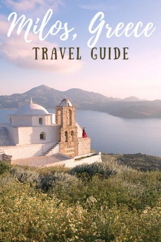 Milos, Greece Travel Guide: Everything You Need to Know