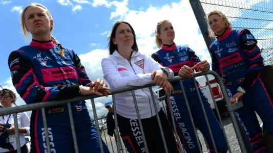 Two All-Female Teams Have Started The 2020 24 Hours Of Le Mans