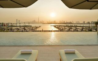 Vida Creek Harbour hotel debuts on Dubai Island