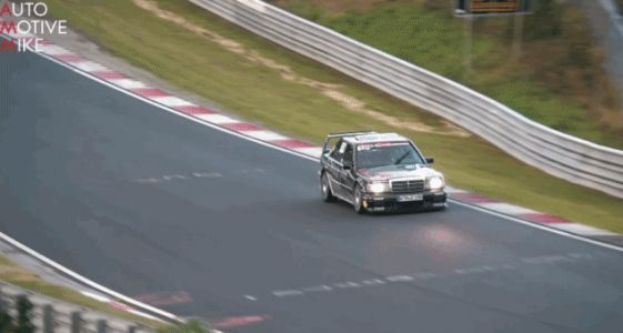 We Need To Talk About How Good The Mercedes-Benz 190E 2.5 16V Evo II Sounds