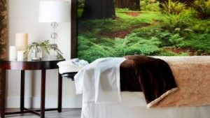 There are so many ways to pamper mom at Four Sesaons hotel Vancouver