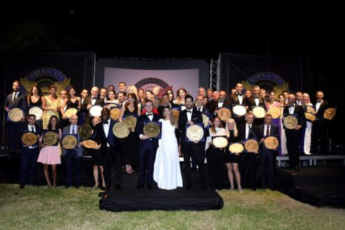 Out of the Blue, Capsis Elite Resort Shines at Seven Stars Awards