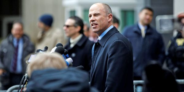 Michael Avenatti allegedly embezzled more than $3 million from a client with paraplegia and used the money to fund his coffee business, race-car team