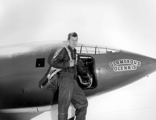 71 years ago, Chuck Yeager smashed the sound barrier - here's what it was like on the famous flight