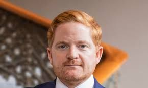 Waldorf Astoria Edinburgh - The Caledonian appoints Ronan Barrett as Commercial Director