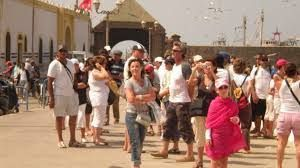 In the initial semester of 2019, 5.4 million tourists visited Morocco!
