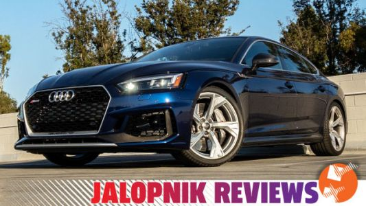 The 2019 Audi RS 5 Sportback Slays