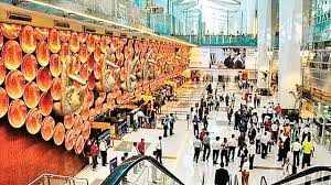 Hoax bomb threat throws Delhi int'l airport into a tizzy