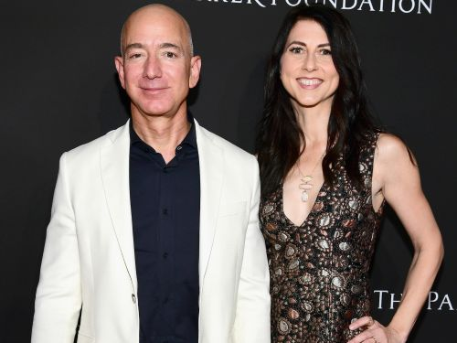 MacKenzie Bezos just made the Forbes billionaires list for the first time, but she's still not the richest woman in the world. Here's how her $36 billion fortune stacks up against her wealthier peers