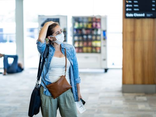 If you must travel or fly during the COVID-19 pandemic, here's what you should do to stay safe