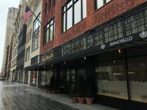 Shinola Hotel's Italian anchor restaurant opens in Detroit