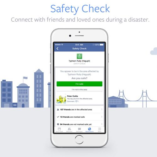 The Traveler's Guide to Facebook Safety Check