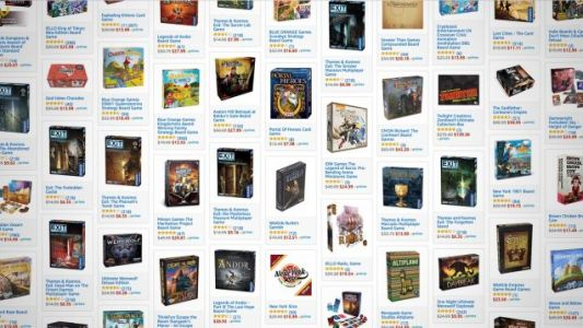 Freshen Up Your Board Game Collection With This One-Day Amazon Sale