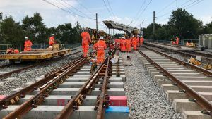 Railway Reopens After 16-day Overhaul of Key Junction on West Coast Main Line