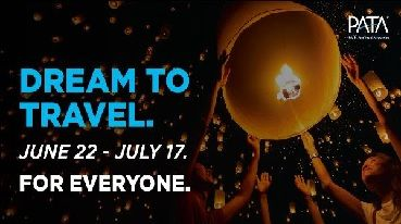 PATA launches Dream to Travel Festival - a virtual event for the global travel trade