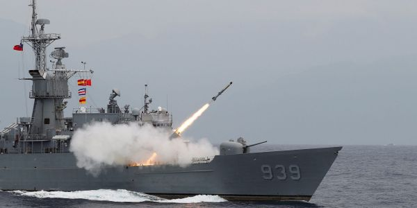 Here are the missiles Taiwan has to fend off a Chinese attack