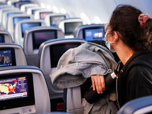 Everything you need to know about traveling on an airplane in a pandemic, according to experts