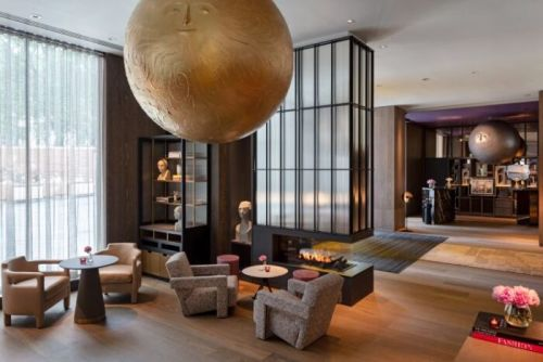 Inside The Londoner, Leicester Square's Super Boutique Hotel