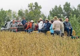 Agri-tourism rising in Saskatchewan
