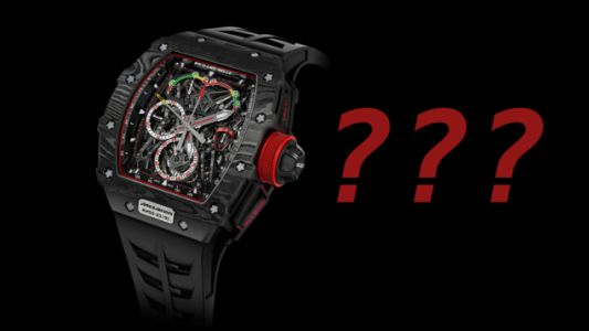 I Don't Understand the Appeal of Watches