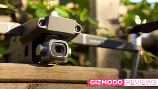 The DJI Mavic 2 Is Our New Favorite Drone
