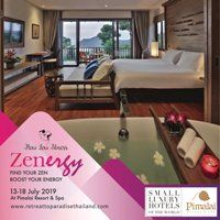 Pimalai Resort & Spa to host world's first luxury yoga festival Zenergy