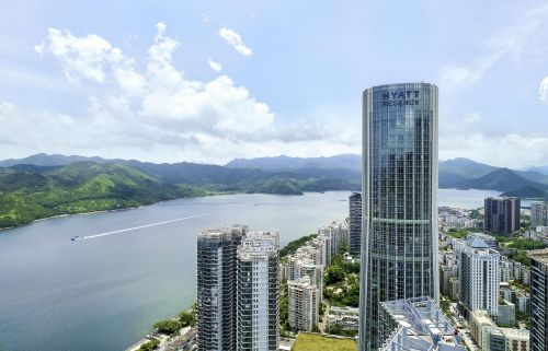 Hyatt Regency Shenzhen Yantian Opens in East Shenzhen Newly opened hotel in the heart of Yantian District of Shenzhen brings Hyatt Regency brand's signature hospitality and connecting guests to the booming city