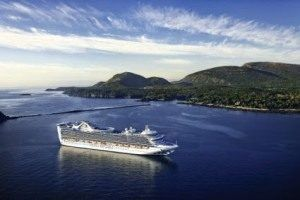 Princess Cruises received Cruise Critic's Annual Cruisers' Choice Destination Awards
