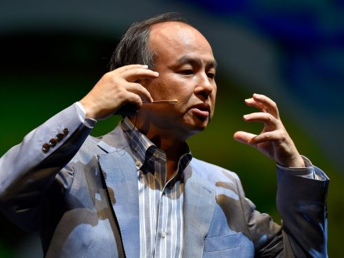 SoftBank CEO Masayoshi Son told WeWork executives he wants the company to turn a profit by 2021