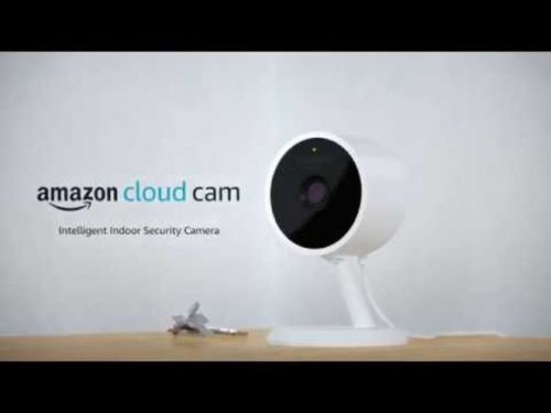 Amazon's Cloud Cam Is $30 Off, Even If You Don't Want to Let Delivery Drivers Into Your House