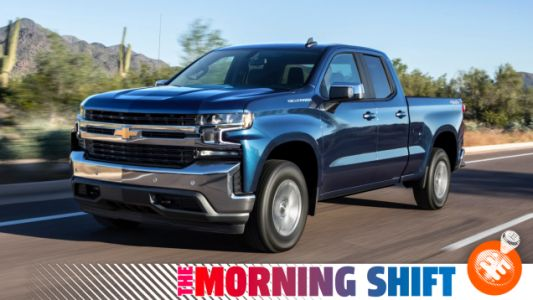 The Chevy Silverado Isn't Doing So Great