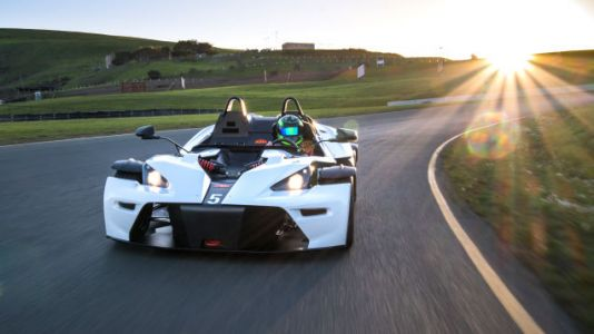 The KTM X-Bow Comp R Is Much More Than Just a Toy