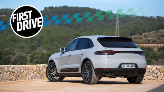 The 2019 Porsche Macan Handles Better Than a Crossover Has Any Right To