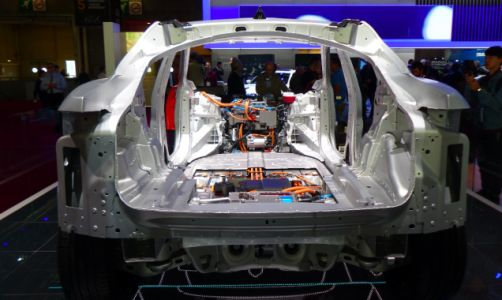 The Coolest Electrified Powertrain Tech I Found at the Paris Motor Show
