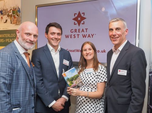 Great west way shortlisted at travolution awards