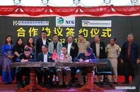 Chinese, Thai companies come together to develop tourist boat trip service
