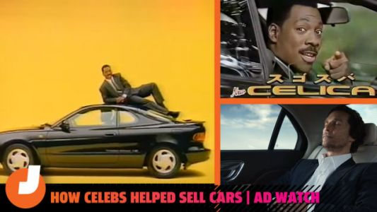 Celebrities In Goofy Car Commercials: Some Greatest Hits