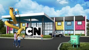 Cartoon Network's First Hotel
