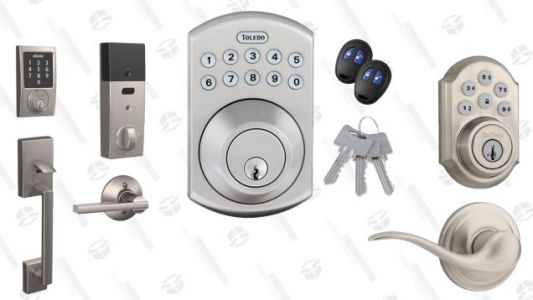 Unlock Savings On Your Choice of Smart Lock, Today Only