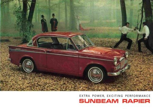 Blip: Sunbeam, The Stabber's Choice