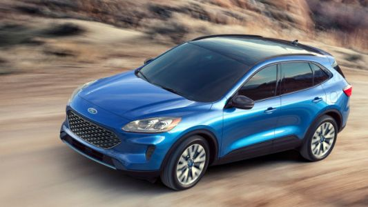 The Ford Escape Looks Like a Focus Now to Make Room For the New Baby Bronco