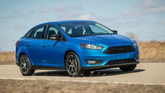 There's Only 12,000 Remaining Ford Focus Sedans Left for Sale in the U.S.: Report
