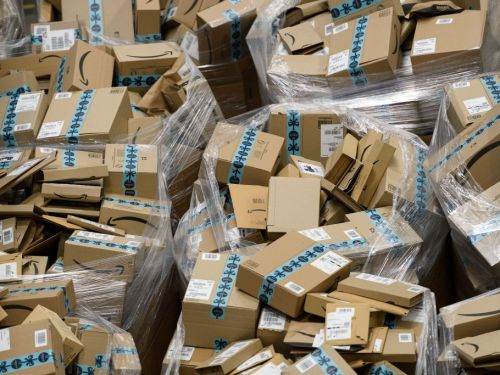 Amazon says deliveries are back up to speed after complaints about package delays