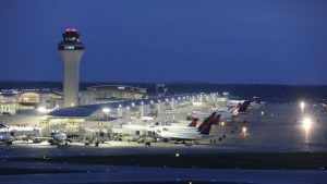 Icy conditions froze Detroit Metropolitan Airport operations